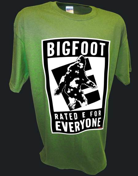 BigfootSasquatch Paranormal Ufo Aliens