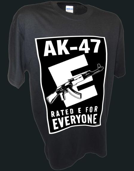 AK47 rifle parts