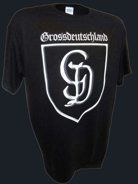 Grossdeutschland Ww2 Panzer Tank Infantry Division Insignia Logo