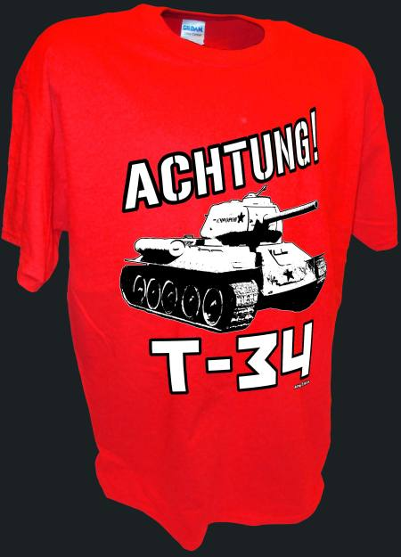 T-34 World War 2 Russian Soviet Red Army Tank