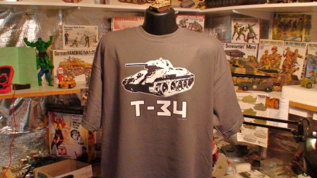 T34 World War ii Russian Red Army Tank