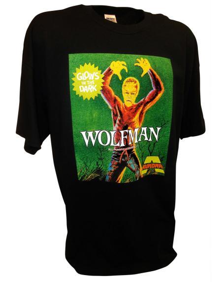 Wolfman Classic Horror Toy Model Werewolf bk