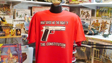 2nd Amendment Colt 1911 45 auto M16 Ak47 Firearms Pro Gun red Photo