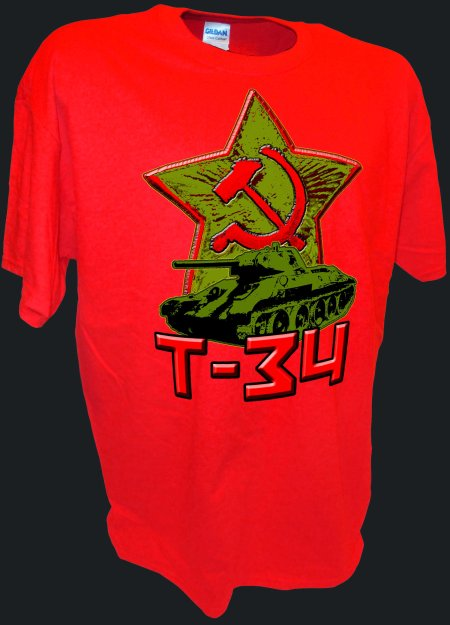WOT T-34 Tank Russian Red Army Stalingrad