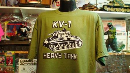 KV1 Soviet Heavy Tank