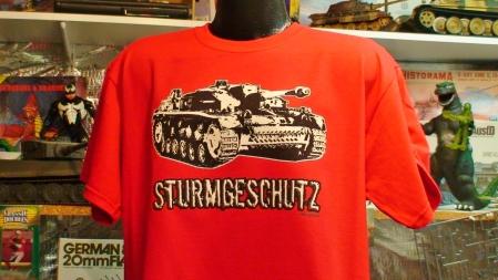 Sturmgeschutz Panzer Tank