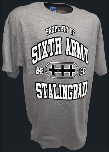 Sixth Army German Stalingrad Ww2 4th Panzer Tank Division spt