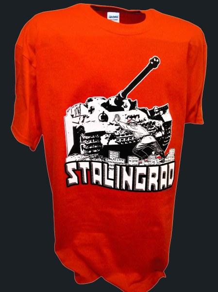 Stalingrad ww2 russian tank panzer red