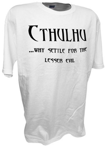 Call of Cthulhu lesser evil hp lovecraft Rpg Game horror wh