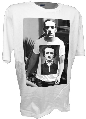 lovecraft edgar allan poe t shirt