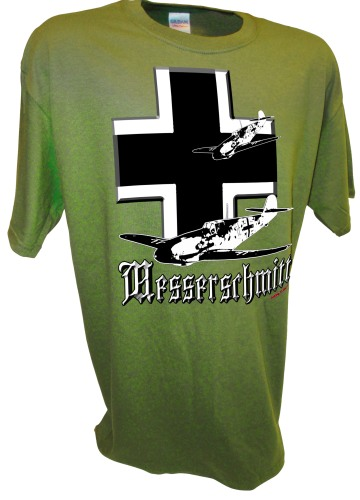 Messerschmitt Iron Cross Bf109 Luftwaffe German ww2 fighter airplane gn