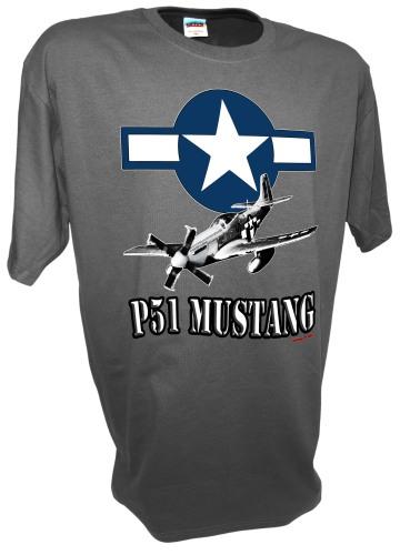 P-51 mustang rc