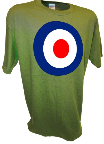 RAF Roundel Spitfire Typhoon Fighter Airplane WW2 Battle of Britain gn