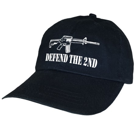 DEFEND THE 2ND HAT MAIN