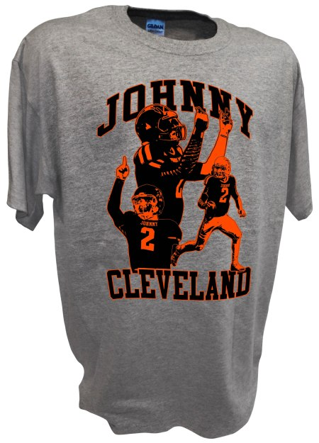 Manziel Johnny Football Cleveland Browns Texas A M Quarterback 2 spt