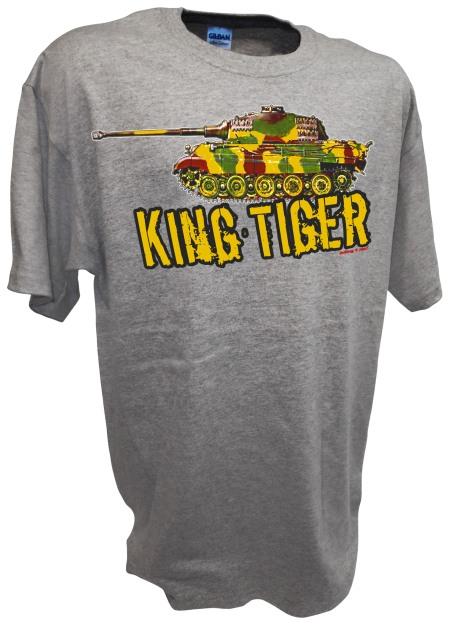 King Tiger Konistiger Tiger 2 Tank German Rc Ww2 Panzer spt
