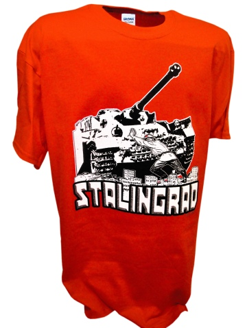 Stalingrad Russian Red Army Ww2 6th Army Panzer 4 rd